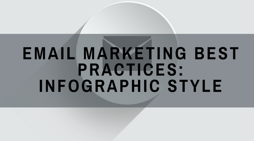 Email Marketing Best Practices- Infographic Style